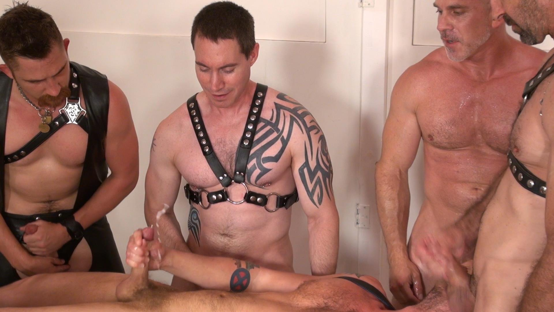 Raw and Rough Jason Mitchell Steven Richards Sam Dixon Blue Bailey Dayton OConnor Jose del Toro Bareback Bathhouse Amateur Gay Porn 06 Blue Bailey Getting Fucked Bareback By 5 Guys At A Bathhouse