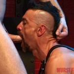Wurst-Film-Club-Rod-Painter-and-Peto-Coast-and-Thomaas-and-Slotmachine-Big-Uncut-Cocks-At-German-Sex-Club-Amateur-Gay-Porn-15-150x150 Taking Big Bareback Uncut Cocks At A German Sex Club