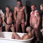 Raw-and-Rough-Piss-Tub-Bareback-Sex-Party-Amateur-Gay-Porn-10-150x150 Getting Bareback Fucked In The Piss Tub At The Gay Bar