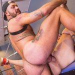 Hairy-and-Raw-Sebastian-Sax-and-Parker-Logan-Bareback-Sex-At-Bathhouse-14-150x150 Parker Logan Breeding Sebastian Sax At A Filthy Bathhouse