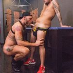 Hairy-and-Raw-Sebastian-Sax-and-Parker-Logan-Bareback-Sex-At-Bathhouse-26-150x150 Parker Logan Breeding Sebastian Sax At A Filthy Bathhouse